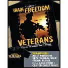 Iraqi Freedom Veterans Fighting the Global War T-shirt