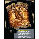 US Army Cavalry Earn the Spurs T-shirt