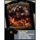 Airborne Death From Above T-shirt