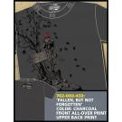 Fallen But Not Forgotten T-shirt