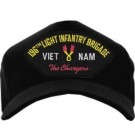196th Light Infantry Brigade Vietnam Cap