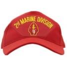 2nd Marine Division Cap