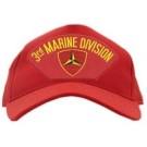 3rd Marine Division Cap