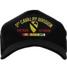 1st Cavalry Division Vietnam Veteran Cap