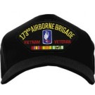 173rd Airborne Brigade Vietnam Veteran Cap