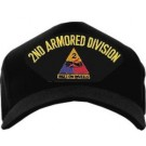 2nd Armored Division Cap