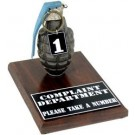 Grenade Complaint Department 2