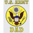 Army DAD Decal