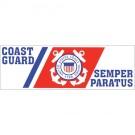 Coast Guard Semper Paratus Decal