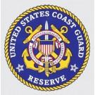 United States Coast Guard Reserve Decal