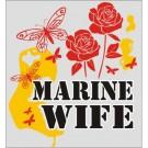 Marine Wife Decal