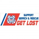Support Search and Rescue Decal