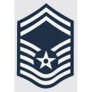 USAF E-8 Senior Sgt. Decal