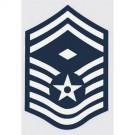 USAF E-8 SMSGT 1st SGT. Decal