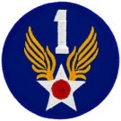 1st Air Force Patch/Small