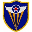 4th Air Force Patch/Small