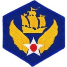 6th Air Force Patch/Small