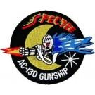 AC-130 Gunship Patch/Small