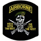 A/B Mess w/Best Patch/Small