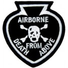 A/B Death From Above Patch/Small