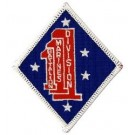 1st Bn 1st Marine Patch/Small