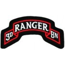 3rd Ranger Bn Patch/Small