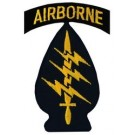 5th Special Forces A/B Patch/Small
