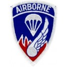 187th A/B Div Patch/Small
