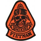 Agent Orange Patch/Small