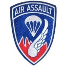 187th Air Assault Patch/Small