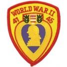 WW II PH Patch/Small
