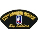 173rd A/B Bde Patch/Small