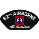 82nd A/B Div Patch/Small