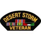 Desert Storm Vet Patch/Small