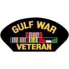 Gulf War Vet Patch/Small