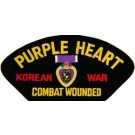 Korea Purple Heart Patch/Small