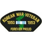 Korea Vet Patch/Small