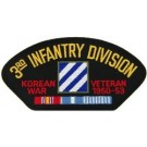 Korea 3rd Inf Vet Patch/Small