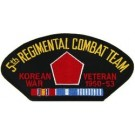 Korea 5th RCT Vet Patch/Small