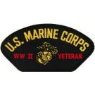 USMC WW II Vet Patch/Small