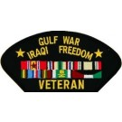 Gulf War/Iraq Vet Patch/Small