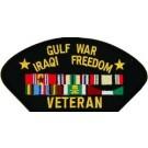 Gulf War/Iraq Vet Patch/Small
