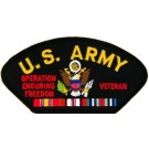 USA Afghanistan Vet Patch/Small