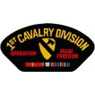 Iraq 1st Cav Div Patch/Small