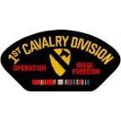 Iraq 1st Cav Div Patch/Small