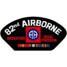 Iraq 82nd A/B Div Patch/Small