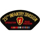 Iraq 25th Inf Div Patch/Small
