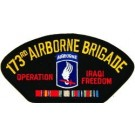 Iraq 173rd A/B Bde Patch/Small