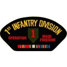 Iraq 1st Inf Div Patch/Small