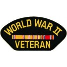 WW II Asiatic Vet Patch/Small